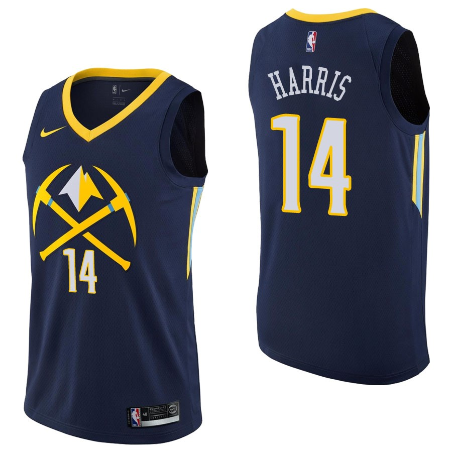 NBA Jerseys Gary Harris 14 Nike Marino